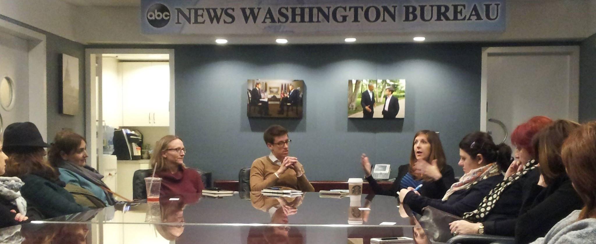 ABC News Washington Bureau
