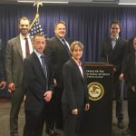 Serbian Delegates at the Department of Justice and FBI